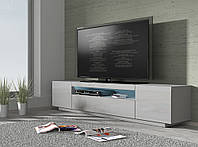 Тумба RTV  200 C светло-серый - современная мебель для гостиной