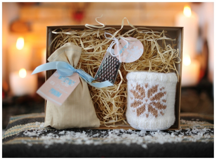 Подарочный набор Чайный Light - Интернет-магазин подарков TVOYO  в Киеве