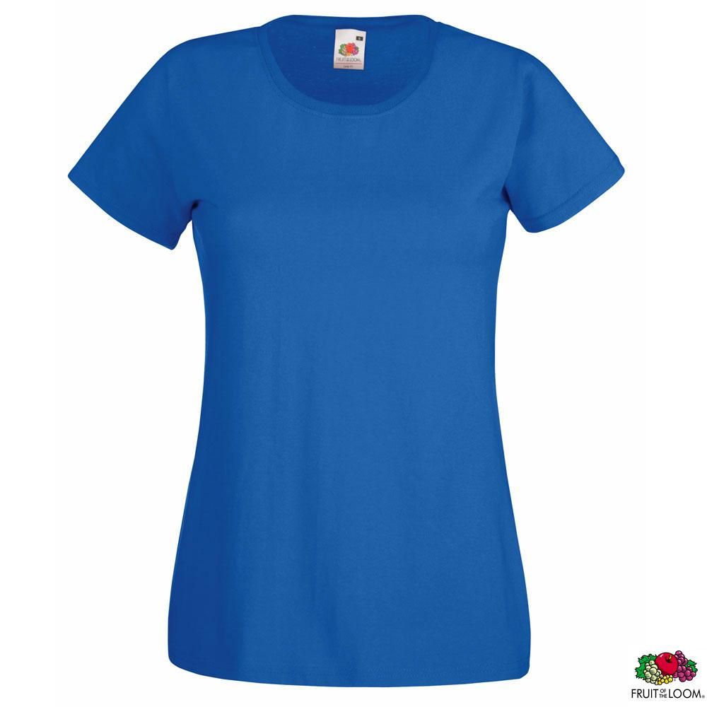 Футболка 'Lady-Fit Valueweight-T' XL (Fruit of the Loom)
