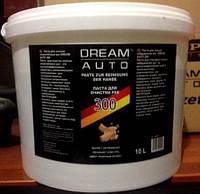 Паста для очистки рук DREAM AUTO 300 (10 л) Абразив - древесная мука