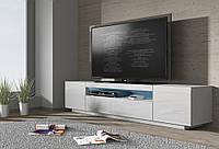 Тумба RTV  200 C белая - современная мебель для гостиной