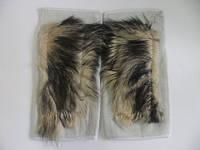 Наколенники из собачьей шерсти 14х29 см.  - 4000637 - наколенник собачей шерсти, наколенники согревающие, изделия собачьей шерсти, утепление ног,