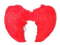 Крылья Ангела Большие 45х59см (красные)