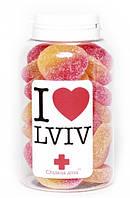 Сладкая доза I love Lviv