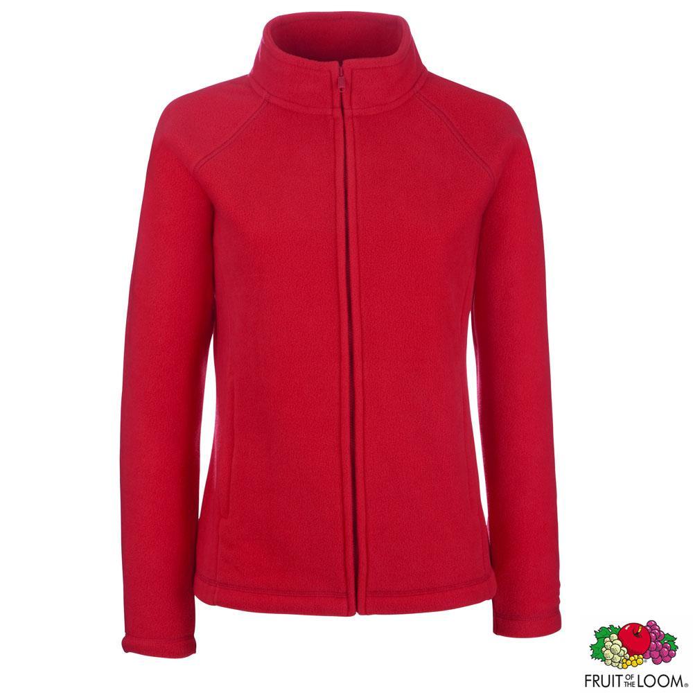Толстовка 'Lady-Fit Full Zip Fleece' XL (Fruit of the Loom)