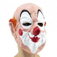 Маска резиновая Клоун