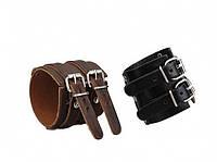 Антический кожаный браслет Aubrey
