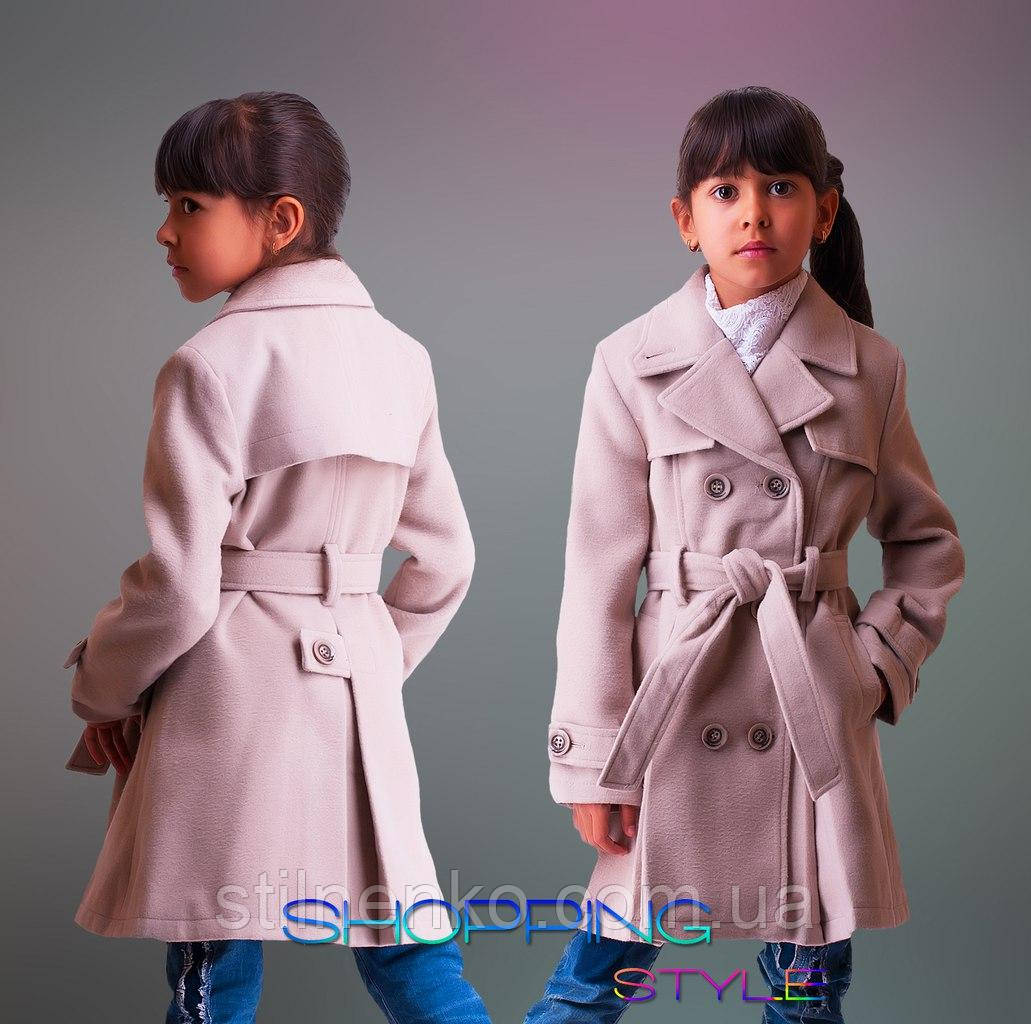 185fb6f0e74b Кашемировое пальто для девочки