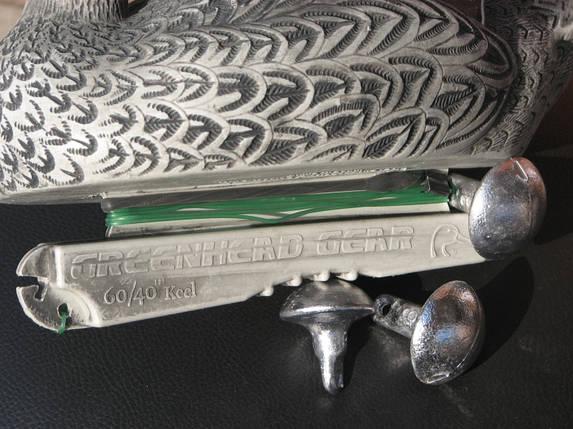 Груз DO-IT для чучел,вес 170 грамм (грибок), фото 2