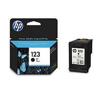 Картридж струйный HP No.123 DJ 2130 Black (F6V17AE)