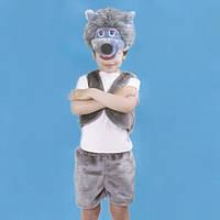 Детский костюм меховой Ёжик
