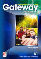Учебник Gateway 2nd edition B1 Student's Book Premium Pack