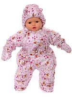 Демисезонный комбинезон для новорожденного (0-6 месяцев) Винни Пух