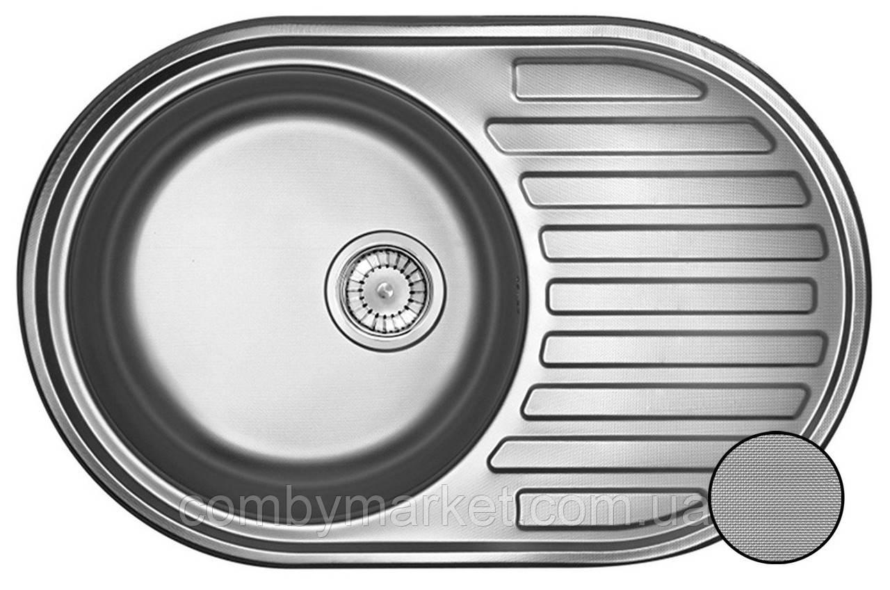 Кухонная мойка (Eko) Dana Textură, 770 х 500 мм
