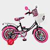 """Велосипед детский """"Monster High"""" (Монстр Хай) 20"""", розовые колеса."""