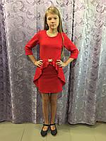 Платье для девочки 128 см, фото 1