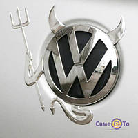 Оригінальна наклейка на авто Diablo - автонаклейка, 1001501, 0
