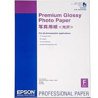 Бумага Epson A2 Premium Glossy Photo Paper, 25л. (C13S042091)