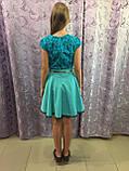 Красивое детское платье 122 см, фото 3