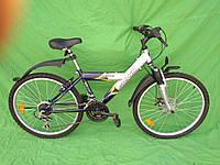 Підлітковий велосипед Grand junior, колеса 24