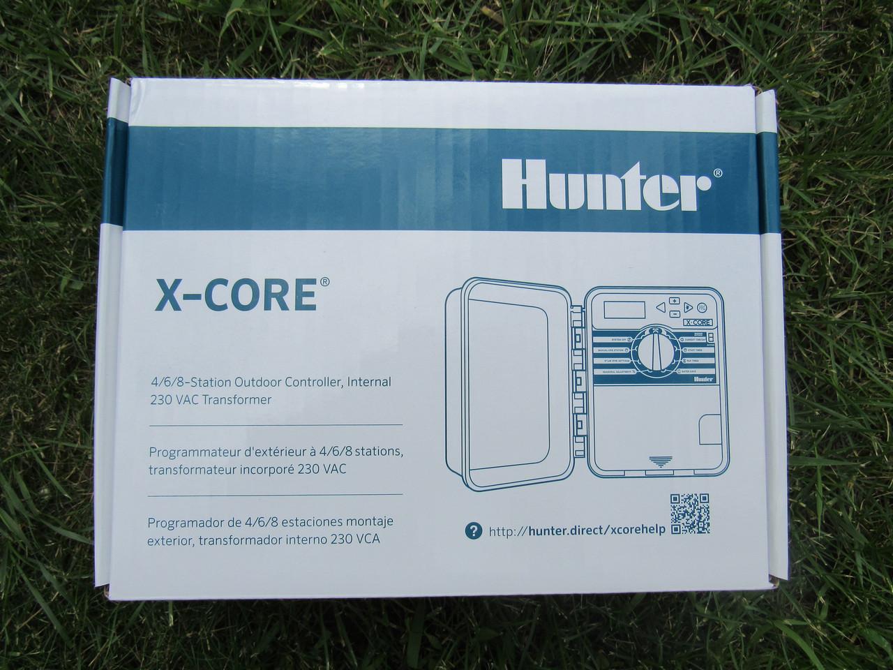 Контроллер управления Hunter X-Core 601-E