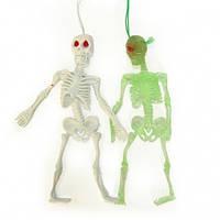 Резиновый скелет средний
