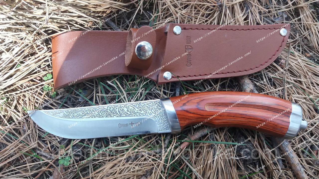 Нож нескладной 2211 KK Вепрь прочный, надежный