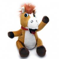 Говорящая Лошадь с копытами Повторюшка