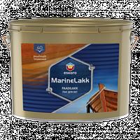 Лак для яхт Эскаро Марин Лак 40 полуматовый ведро 9,5 литров