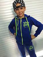 Детский спортивный костюм для мальчиков,турецкий трикотаж