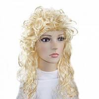 Парик Волнистый (блонд)