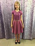 Платье для девочки подростка 140,146 см, фото 2