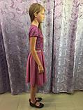 Платье для девочки подростка 140,146 см, фото 3
