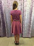 Платье для девочки подростка 140,146 см, фото 4