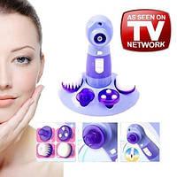 ТОП ВИБІР! Чистка обличчя в домашніх умовах - система для косметологічної чистки і масажу обличчя Power Perfect Pore