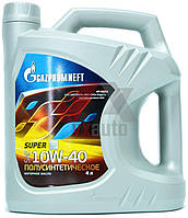Масло ГазПромНафта Super 10w40 4л  (3шт уп)