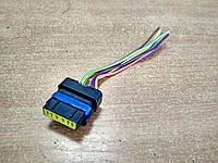 Разъем датчика ДМРВ 6-контактный (Siemens)