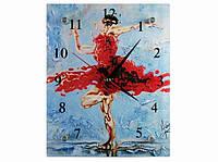 Настенные Часы Балерина