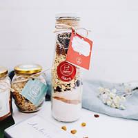 Смесь для печенья с семенами подсолнечника
