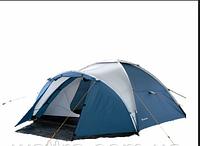 Туристическая/кемпинговая палатка четырехместная King Camp Holiday 4 , двухслойная 4-местная