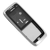 Корпус для Nokia E51 серебристый High Copy