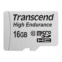 Карта памяти Transcend 16GB microSDHC Class 10 High Endurance (TS16GUSDHC10V)