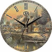 Настенные Часы Vintage Рождество