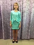 Платье для девочки 134,140 см, фото 2