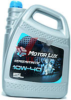 Масло Motor Lux 10w40 5л