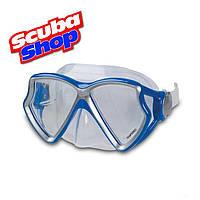 Детская маска для плавания Swim Gear Intex 55980, цвет синий