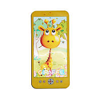 "Телефон 687A ""Жирафка"" муз, свет,  на бат-ке, в кульке, 15,5-7,5-1,5см"
