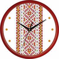 Настенные Часы Сlassic Творческий Элемент Вышиванки