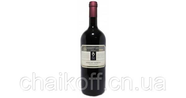 ВИНО DONNA FRANCESCA Merlot Veneto 1,5 л ( красное сухое)