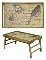 Столик для завтрака Письмо из прошлого